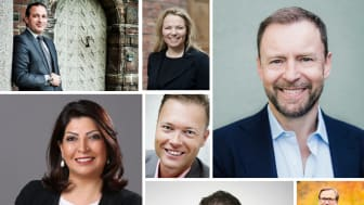 Niclas Carlsson Founders Alliance, Johan Waller Centigo, Shori Zand Avesina Group, Ayad Al Saffar KIN Group/Ur & Penn, Patricia Olby Kimondo People Productions, Sofi Franzen Eventyr, Pontus Frithiof Pontus Group, Casten von Otter Brain Accounting