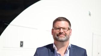 Johan Ottosson, KGK:s affärsområdeschef för lastvagn och buss.