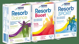 I Sverige er væskeerstatnings-tabletter et kæmpehit på apotekerne, fordi svenskerne ved, hvor vigtigt det er at undgå dehydrering - fx når man har løbet eller bare her i sommervarmen...