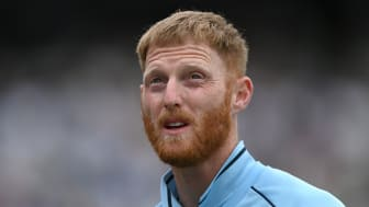 England and Durham's Ben Stokes (Getty Images)