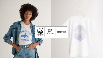 gina tricot launches vintage collection in partnership with wwf