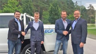 ECP AirTech tecknar exklusivt agenturavtal med Herding Filtertechnik