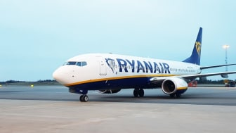 Ryanair investing further at Göteborg Landvetter with new direct route to Bosnia