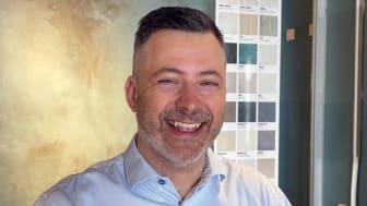 Daniel Rönnqvist stärker säljorganisationen som ny försäljningschef på Part.