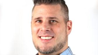 Tony Carlborg ny regionchef på SMC Automation i Borlänge