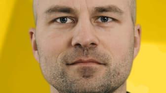 André Nordström, chef för ambassadörsprogrammet hos Engcon