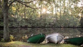 Svenskarnas naturnära livsstil är inspiration för utländska turister. Foto: Tina Stafrén