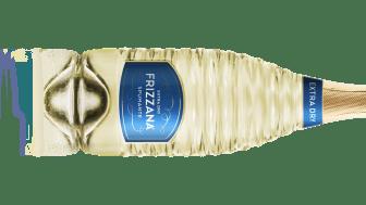 Frizzana - en torr spumante i årets troligen vackraste flaska!
