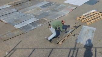 Återbruk av plåt i byggprocessen är temat på årets seminarium på Stålbyggnadsdagen, den 7 november i Göteborg.