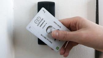 Glöm inte att kolla om du har ett LoA2-kort. Bild: AddMobile AB.