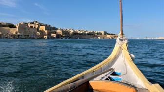 Båt Malta.