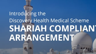 Discovery Health Medical Scheme has created this arrangement through collaboration and expert guidance from leading Islamic scholars to cater to the needs of many in the Muslim community.