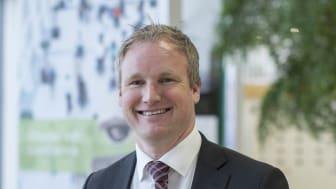 Dagfinn Ringås, administrerende direktør i Schneider Electric.
