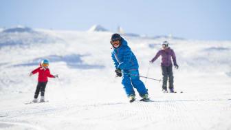 Fantastiske skiforhold både bortover og nedover i Trysil nå!