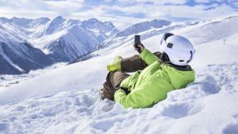 Alle mobiler på markedet i dag skal tåle real norsk vinter, mener Telecom-spesialist hos Elkjøp.