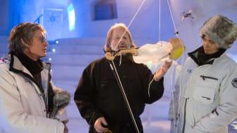 City Of Songs: Musiker från Austin möter isinstrument för första gången