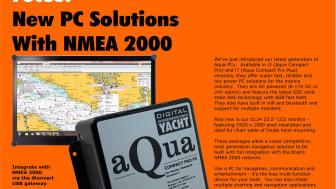 Digital Yacht Update July 2020