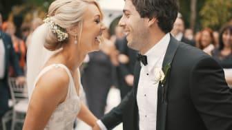 I nöd och lust. Nu kan du och din blivande maka/make gå och lära er dansa bröllopsvals på Medborgarskolan.