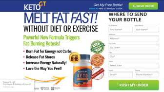Keto GT – The Dietary Ketogenic Food Supplement For Better Results!