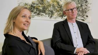 Katarina Stella och Thomas Johansson projektleder årets Kulturvecka