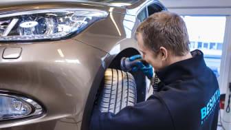 Besikta Bilprovning AB fortsätter växa - nu i Söderhamn