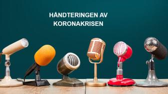 Nordmenn er fornøyde med krisehåndteringen, men er langt mindre tilfredse enn danskene.