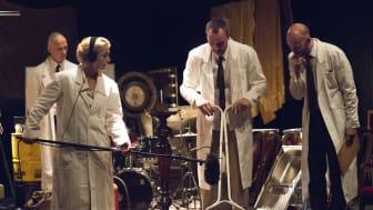 Six Drummers på Operaverkstan med Six Drummers och Operaverkstan