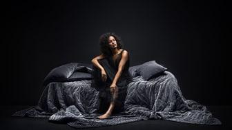 I LINUMS höstkampanj står den urbana sammetsserien PAOLO i fokus.