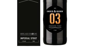 Innis & Gunn Vanishing Point VP03 Bottle_box
