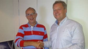 Grundfos i Norge sluter avtal med innovativa brandbekämpare