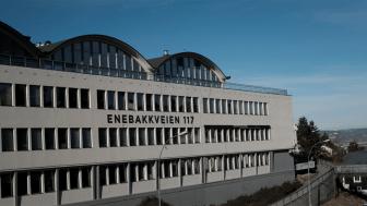 Norska Leteng bedriver verksamheten i en gammal betongfabrik