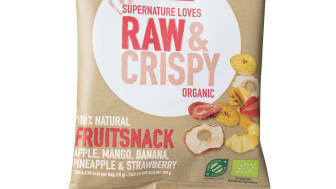 Raw & Crispy Fruitsnack