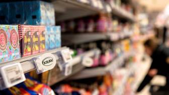 6 av 10 livsmedelsföretag tror på en ökning för eko