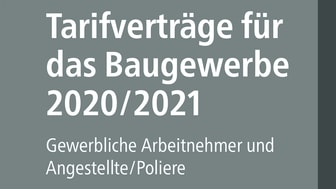 Tarifverträge für das Baugewerbe 2020/2021 (2D/tif)