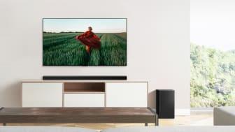 LG Soundbar Ambient