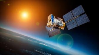Fjädrande bränslespiraler från Lesjöfors i rymdsatellit för solstudier