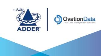 Adder Welcomes OvationData to Partner Network