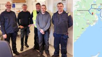 Mercatus på besök hos Bror Tonsjö och på tur i Norge