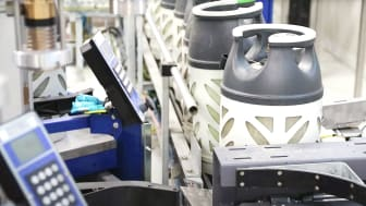 Linde ostaa Nesteen pullokaasuliiketoiminnan ja osuuden Innogas Oy:n nestekaasun täyttölaitoksesta. Kuva: Oy Linde Gas Ab