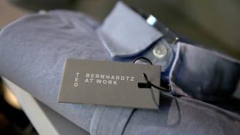 """""""Blue Integrator är ett effektivt nav i alla våra integrationer"""", säger Fredric Kjellberg, IT- och logistikansvarig, Ted Bernhardtz At Work"""