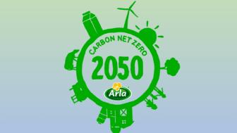 Arla Foods pyrkii hiilineutraaliksi meijeriksi
