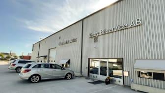 Visby Bilservice blir nu auktoriserad verkstad för Mercedes-Benz lastbilar.