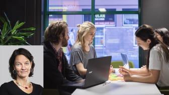 Yrgo erbjuder utbildningar som matchar arbetslivets behov. Foto: Lo Birgersson (Infälld Katarina Hjernestam)