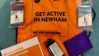An example of an Activity Pack distributed in Newham