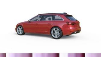 SEs Dachbox Audi A4 Web