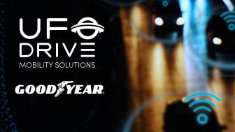 Goodyear Tire & Rubber Company har tillkännagivit ett strategiskt samarbete med UFODRIVE, ett heldigitalt, helelektriskt hyrbilsföretag, med syfte att förbättra prestanda för eldrivna fordonsparker.