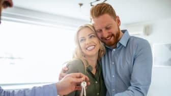 For første gang i knap et år er udbuddet af boliger til salg steget. Det er godt nyt for køberne på boligmarkedet.