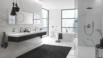 GROHE Colors Collection möjliggör största möjliga kreativa frihet för att skräddarsy ditt kök och badrum.