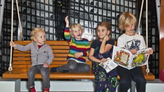 Barnens Museum på Göteborgs stadsmuseum. Foto: Anna Danielsson