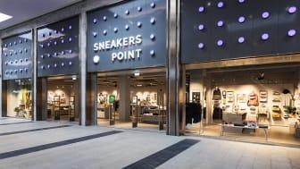 Sneakers Point i Nordstan